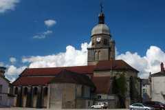 Eglise de Saint-Amour jura