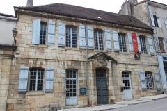 Prisons royales de Saint Amour - Jura