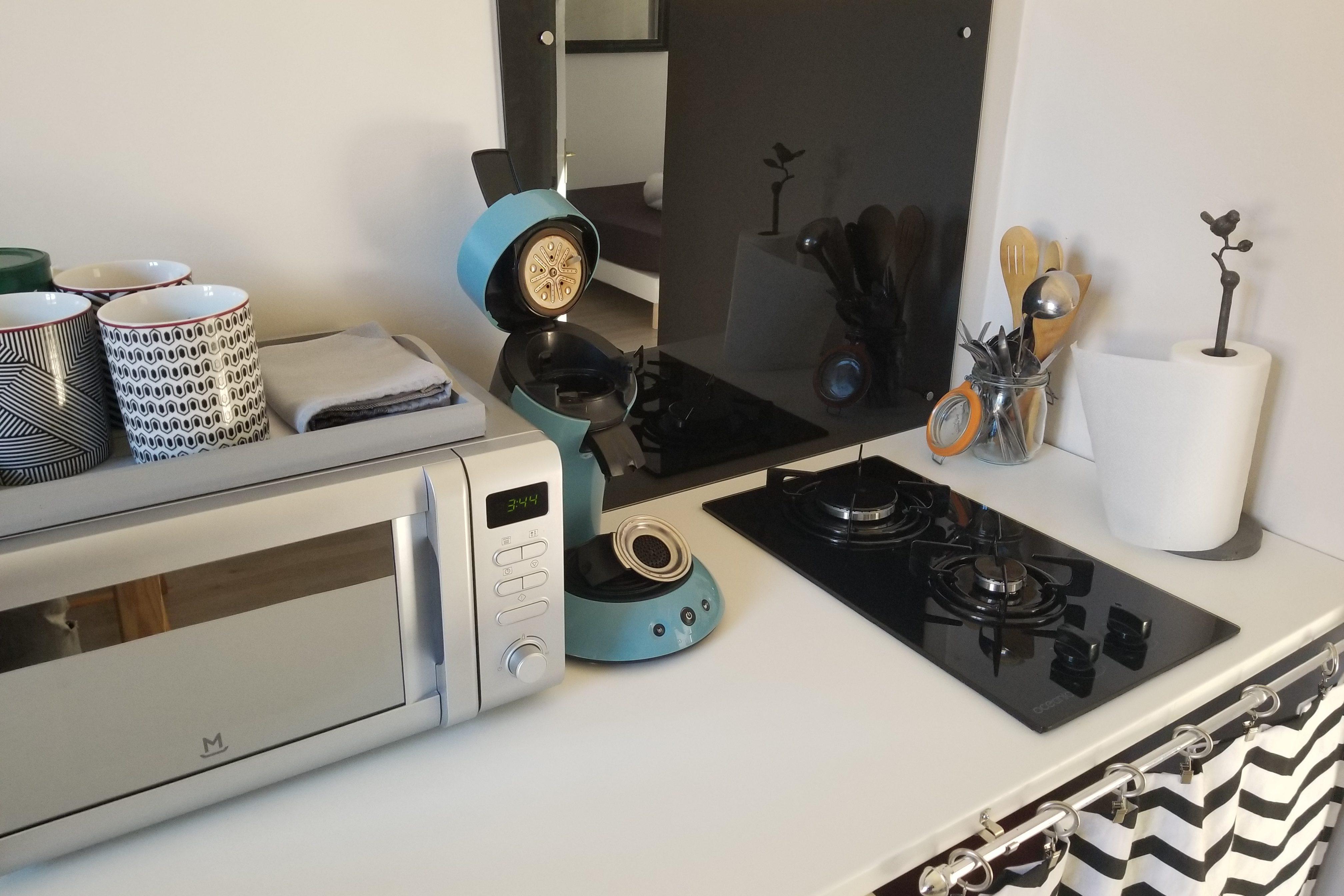 location vacances jura à saint amour, cuisine équipée